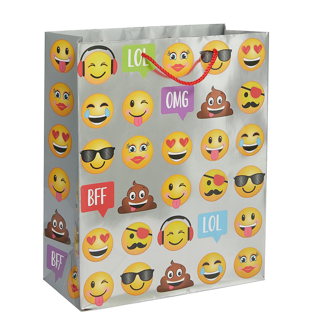 Smiley Gift Bag Image #1