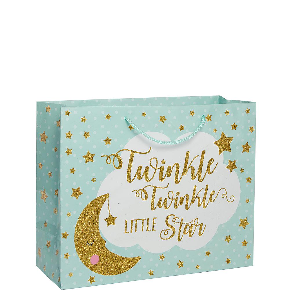 Glitter Twinkle Twinkle Gift Bag Image #1