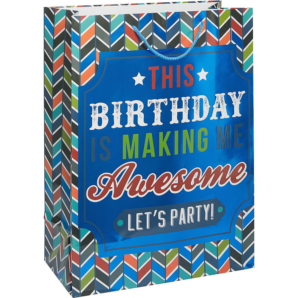 Awesome Birthday Gift Bag Image 1
