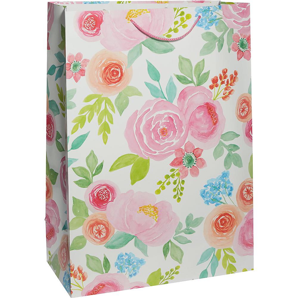Floral Gift Bag Image #1