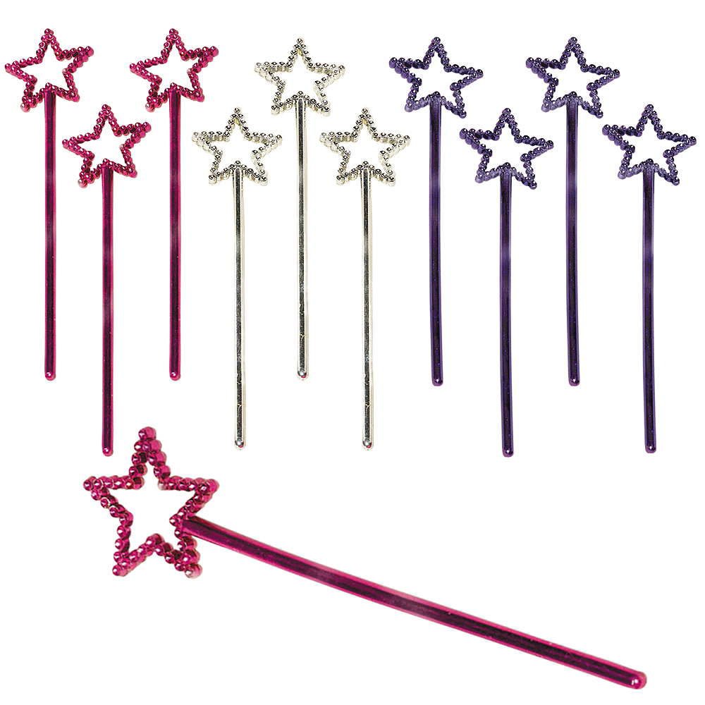 Fairy Star Wands 48ct Image #1