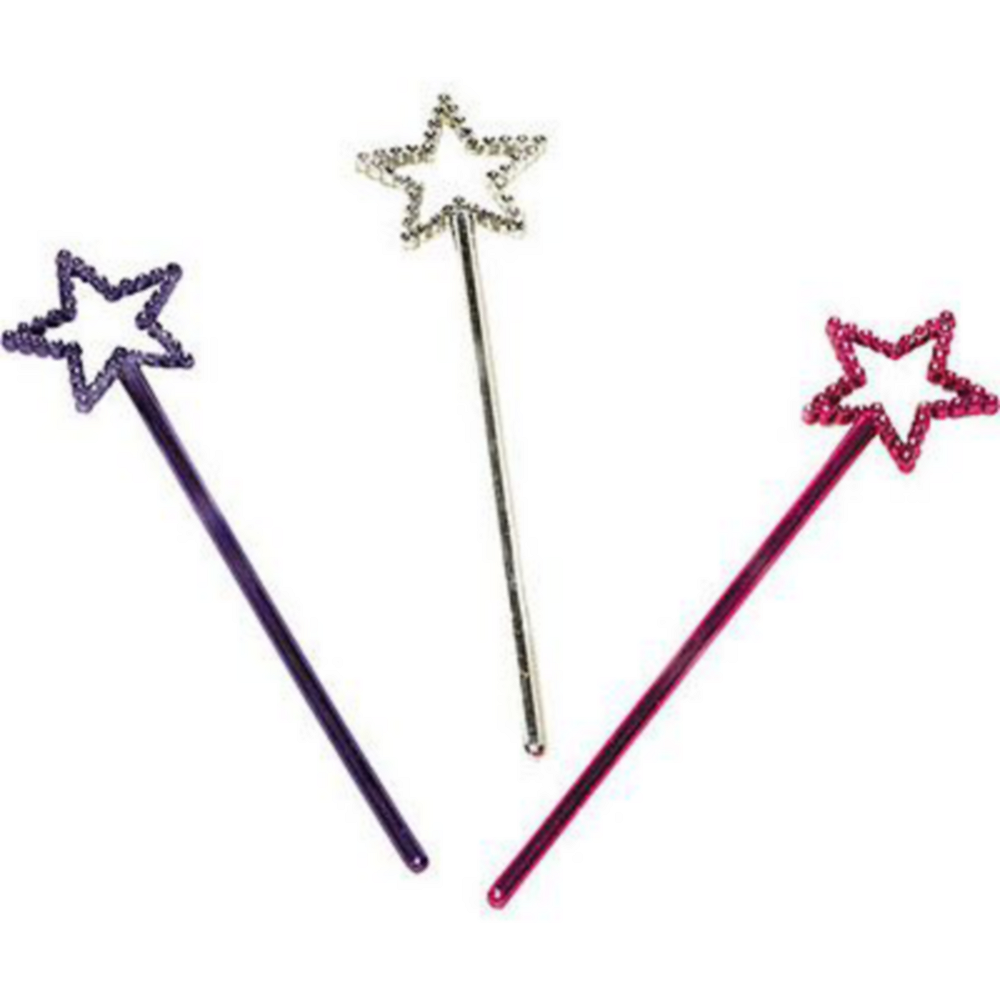 Fairy Star Wands 48ct Image #2