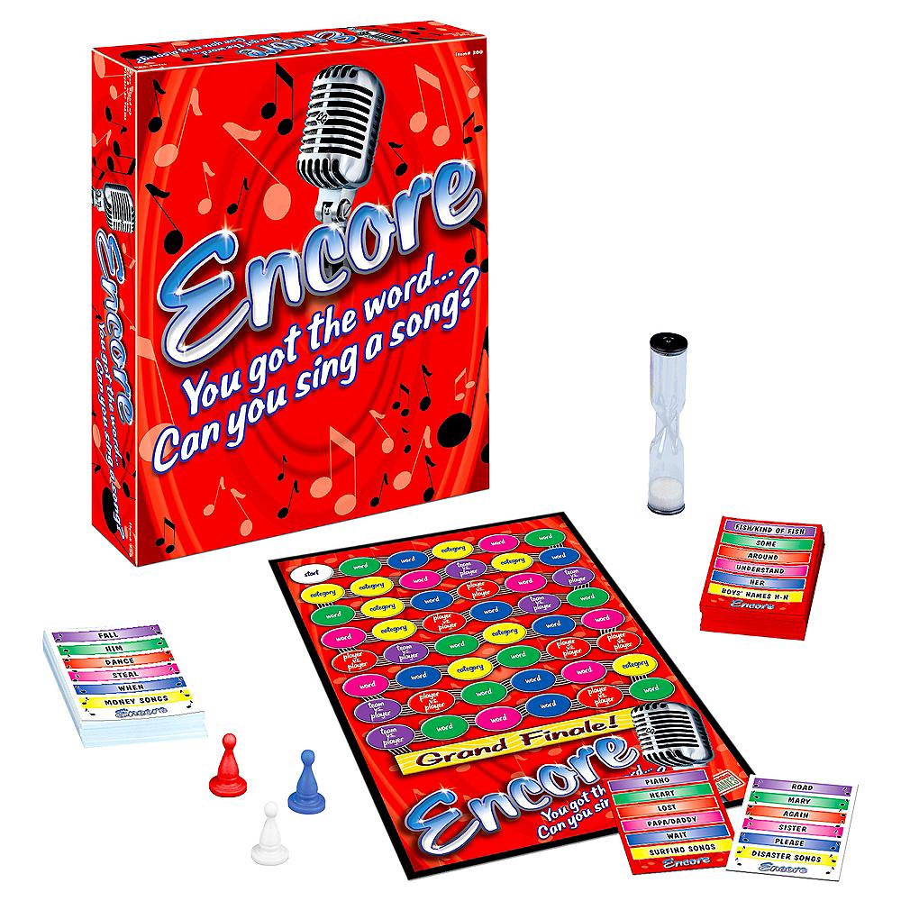 Encore Board Game Image #1