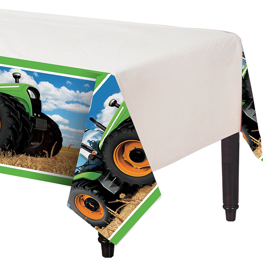 Tractor  Tableware Party Kit for 16 Guests Image #7