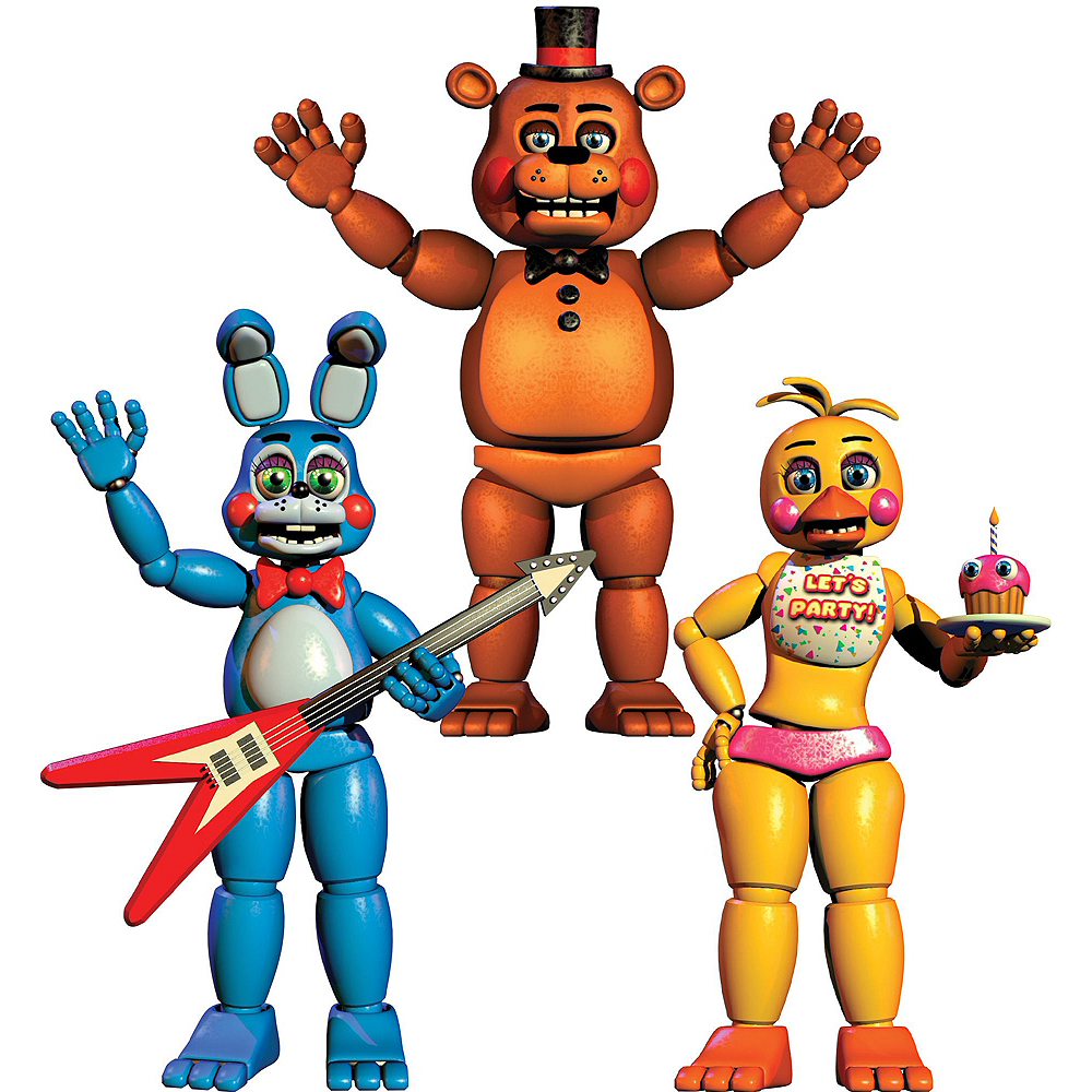Five Nights at Freddy's Tableware Ultimate Kit for 24 Guests Image #16
