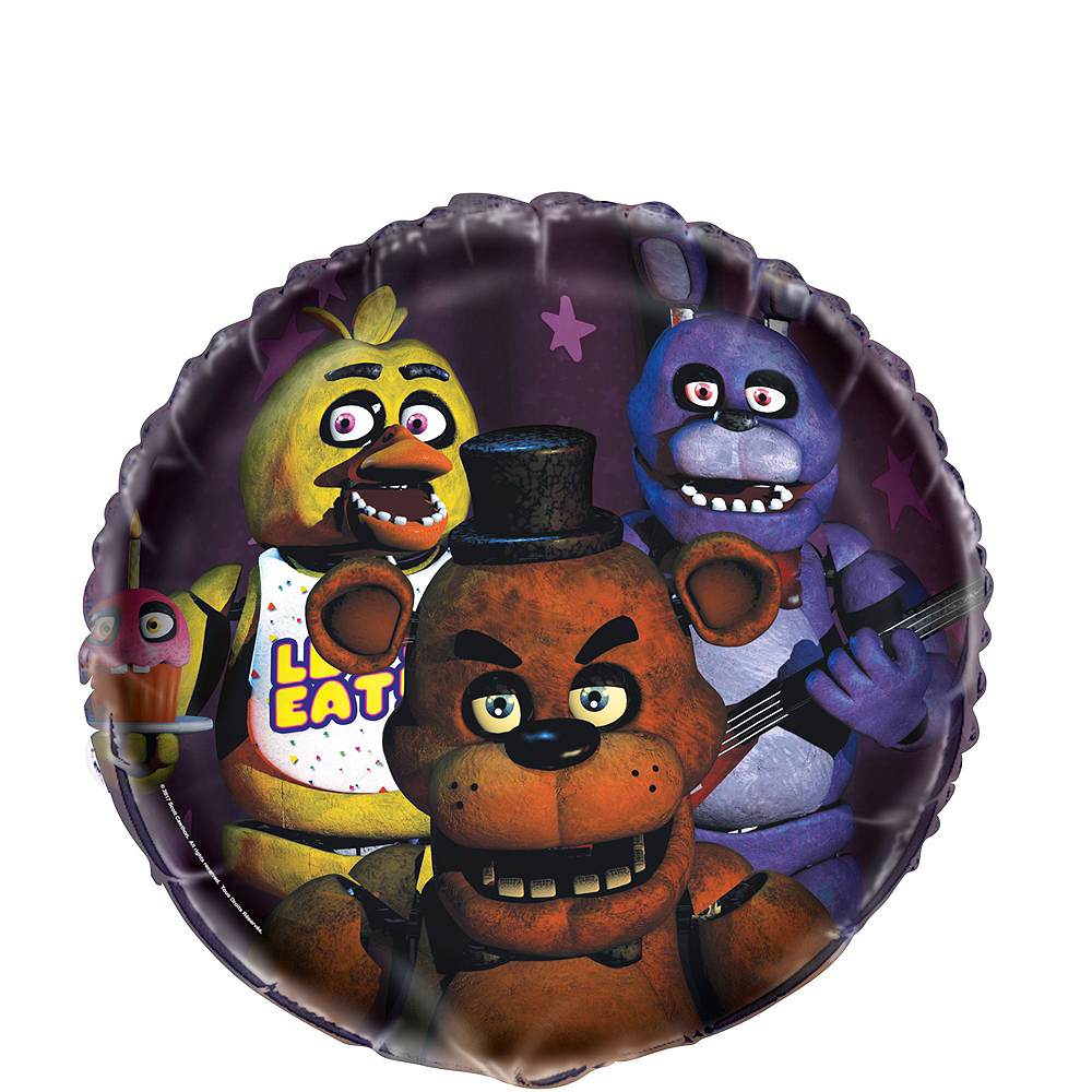 Five Nights at Freddy's Tableware Ultimate Kit for 24 Guests Image #17