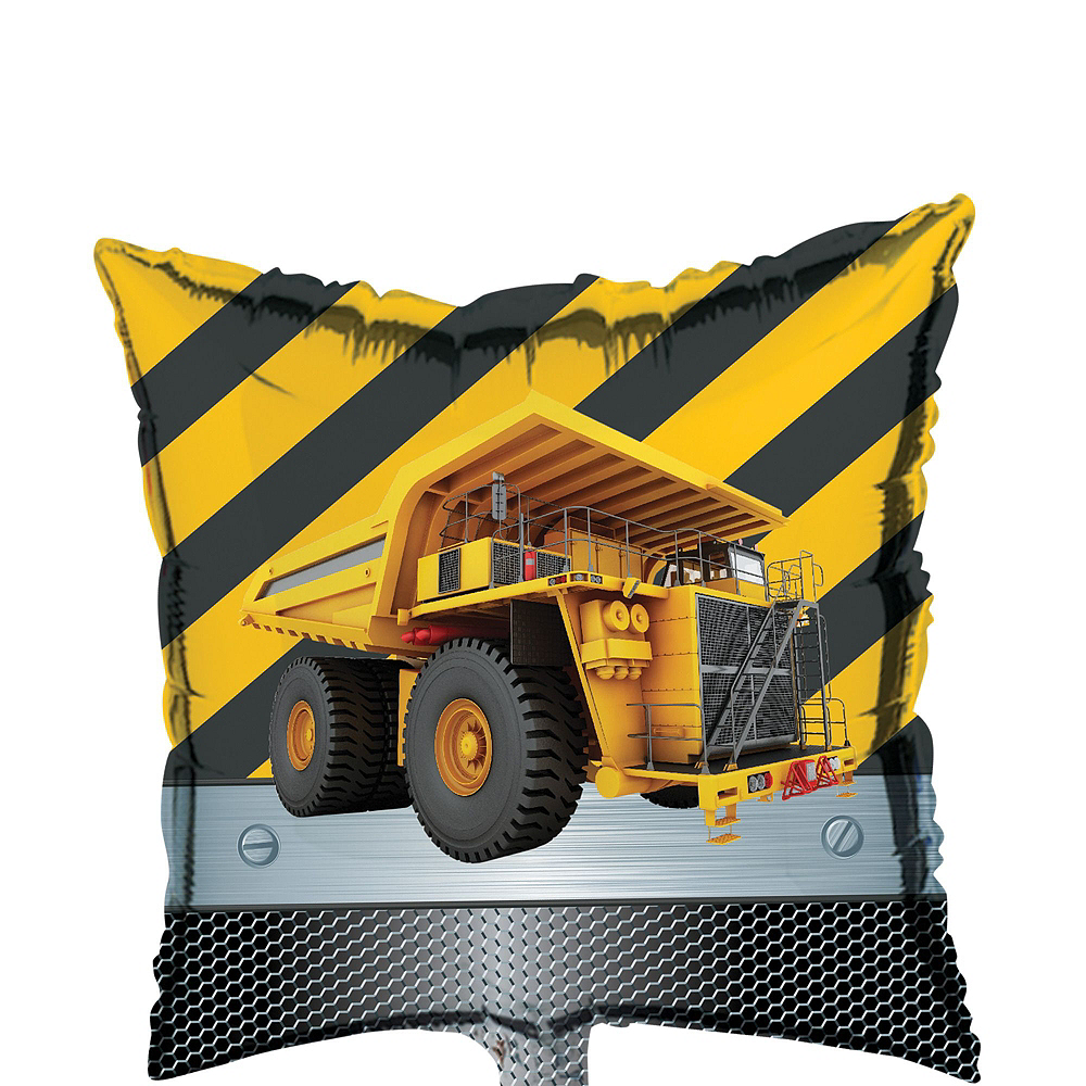 Construction Zone Balloon Kit Image #3