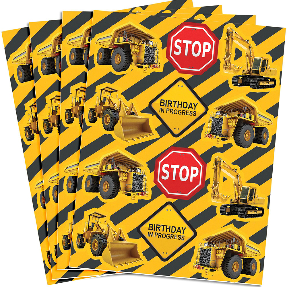 Construction Zone Favor Kit Image #2