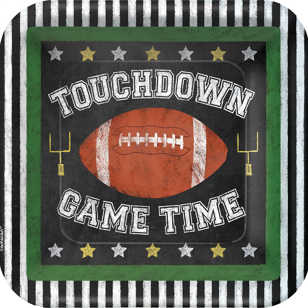 Football Game Time Party Kit for 36 Guests Image #3