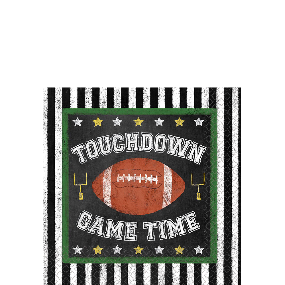 Football Game Time Party Kit for 36 Guests Image #4