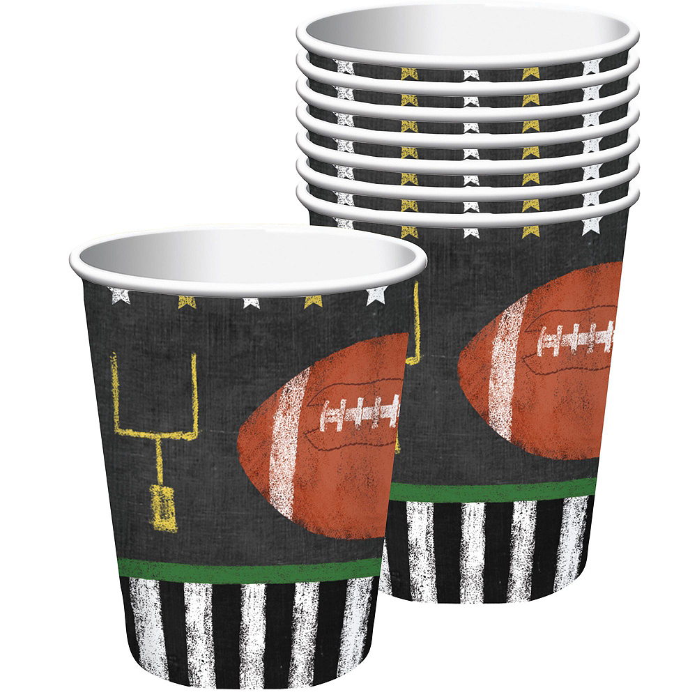 Football Game Time Party Kit for 36 Guests Image #6