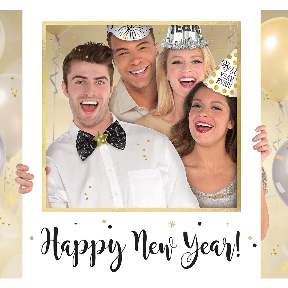 Countdown New Year's Photo Booth Kit Image #5