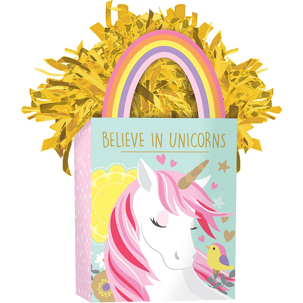 Magical Unicorn Balloon Weight Image #1