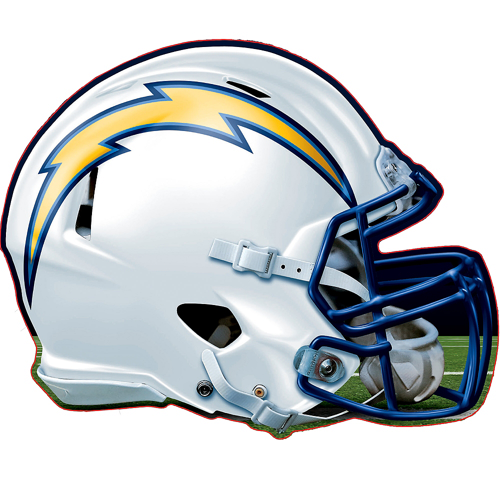 Los Angeles Chargers Decal Image #1