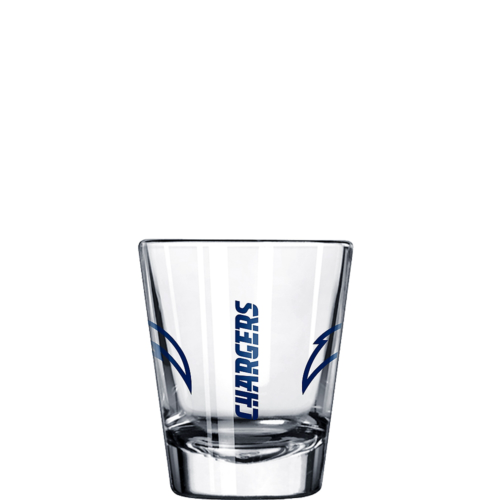 Los Angeles Chargers Shot Glass Image #1