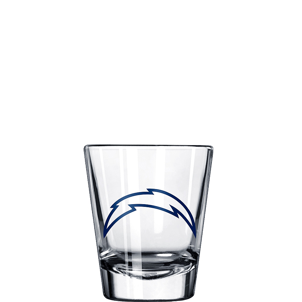 Los Angeles Chargers Shot Glass Image #2