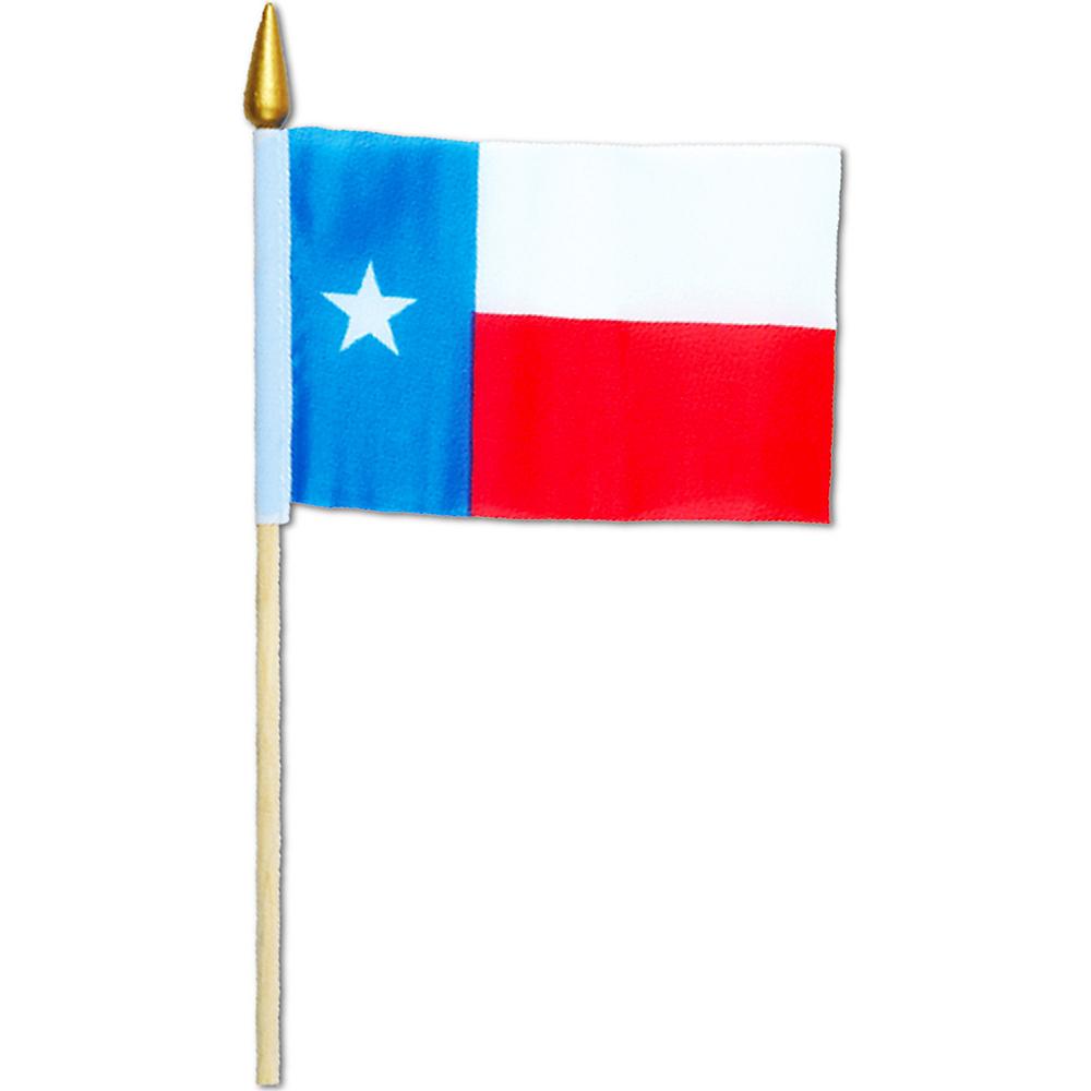 Small Texas Flag Image #1