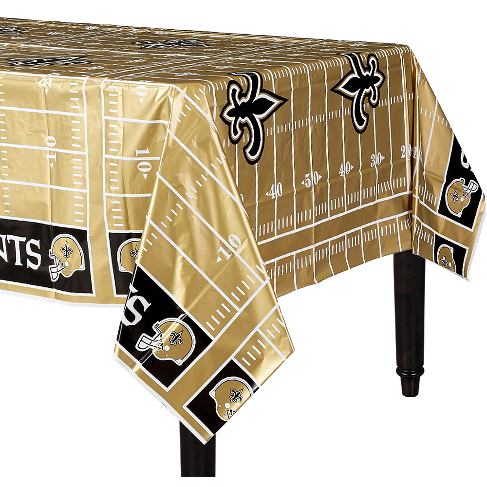 New Orleans Saints Table Cover Image #1