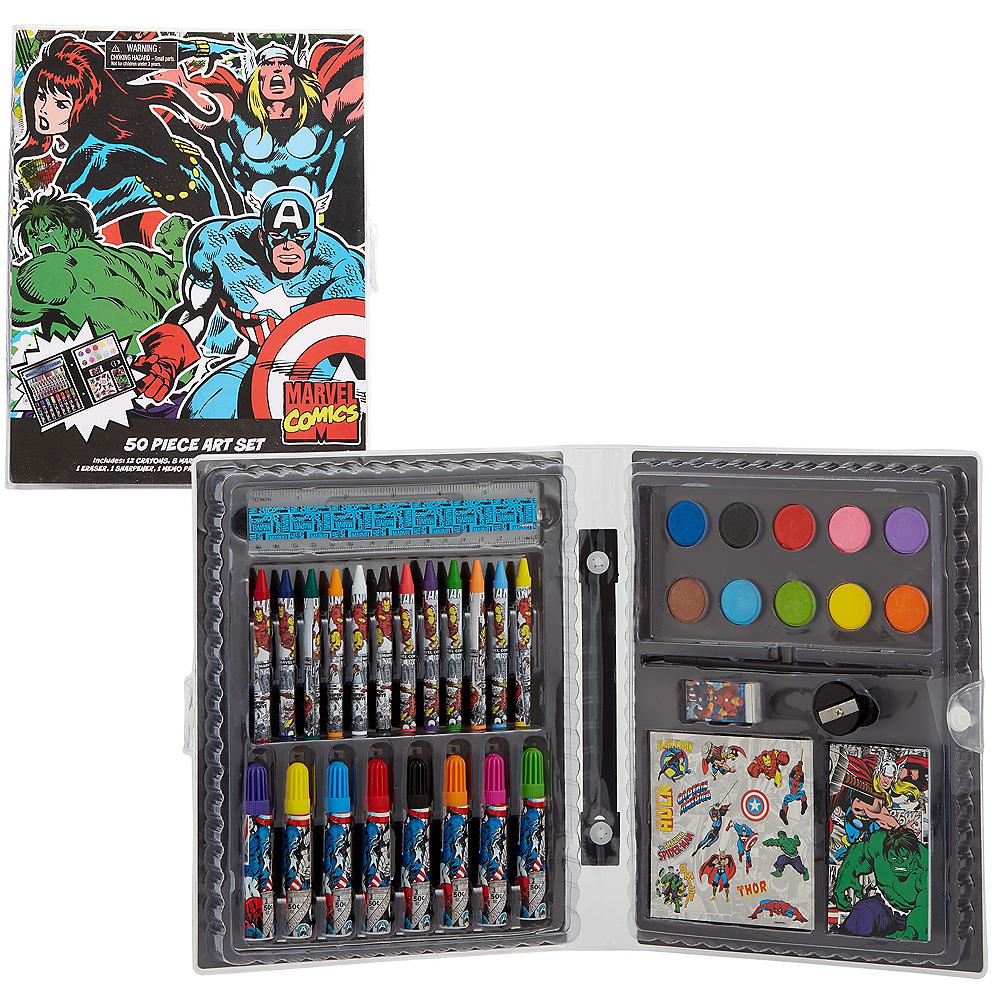 Marvel Comics Art Set 50pc Image #1