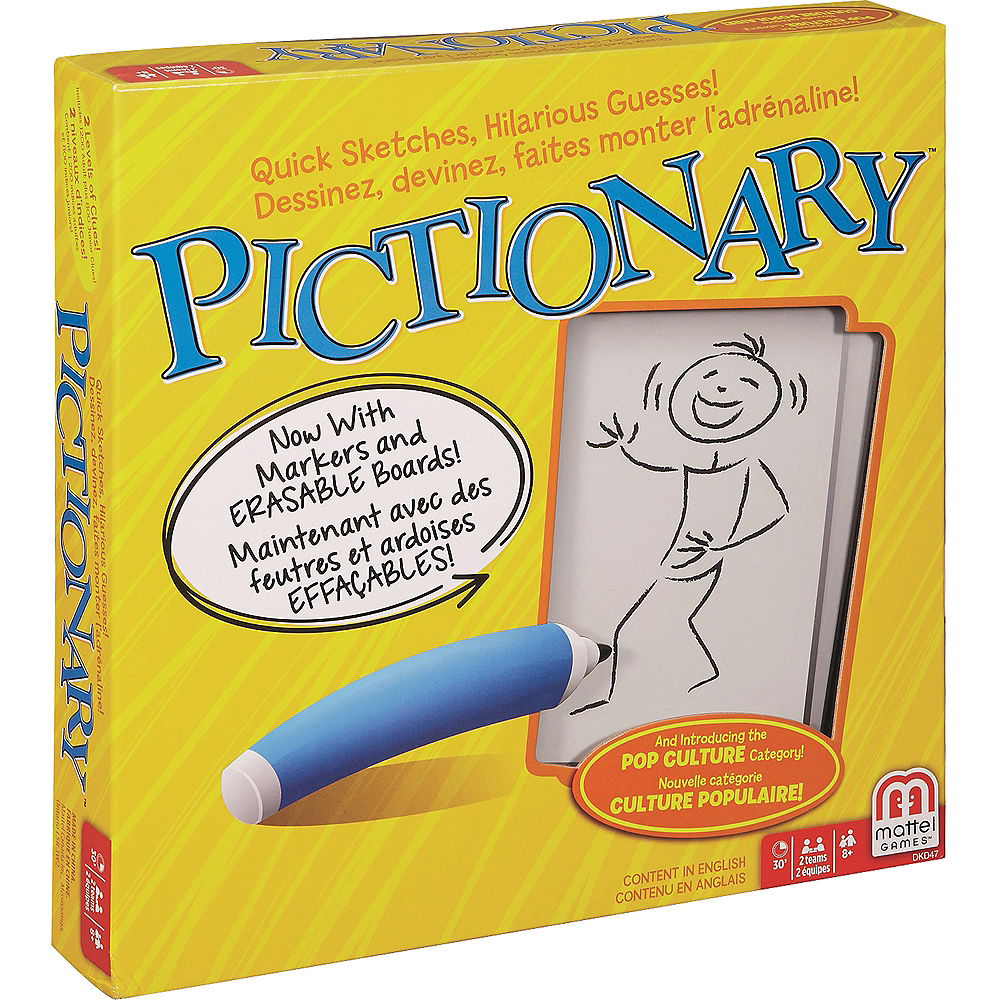 Nav Item for Pictionary Image #1