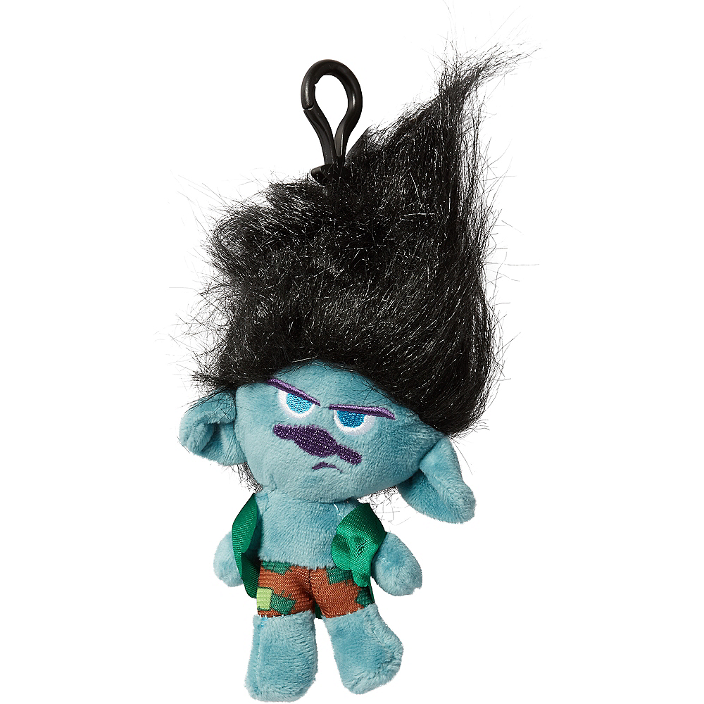 Clip-On Branch Plush - Trolls Image #1