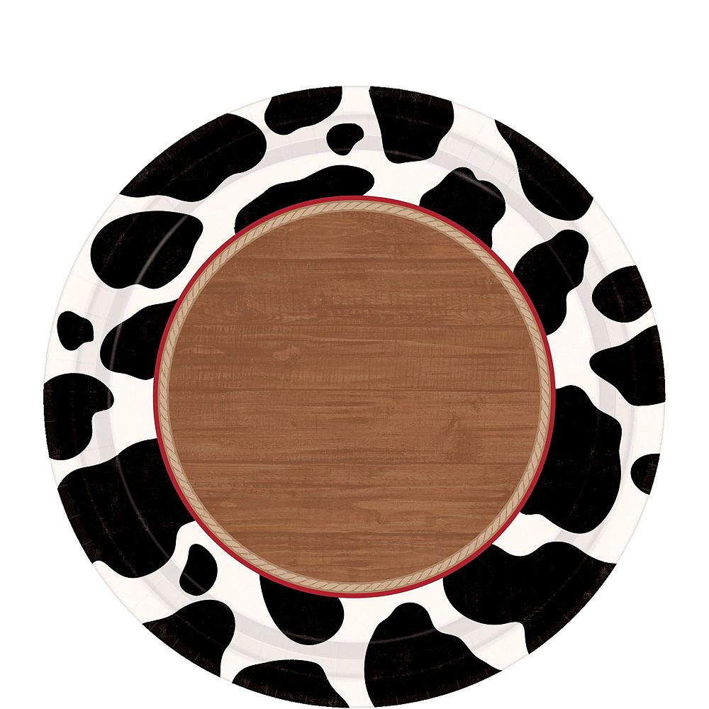 Yeehaw Western Tableware Kit for 32 Guests Image #2