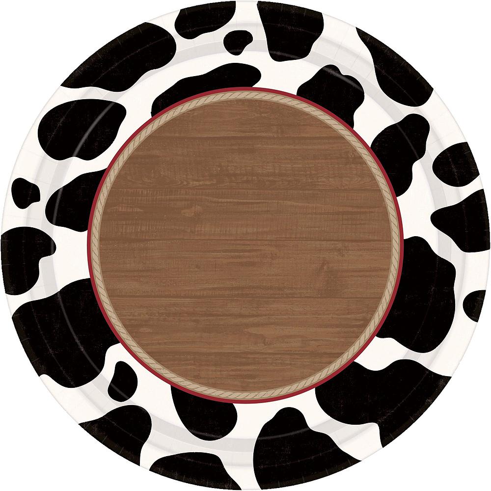 Yeehaw Western Tableware Kit for 32 Guests Image #3