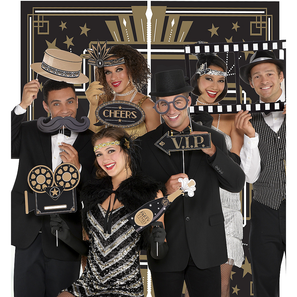 Hollywood Photo Booth Kit Image #1