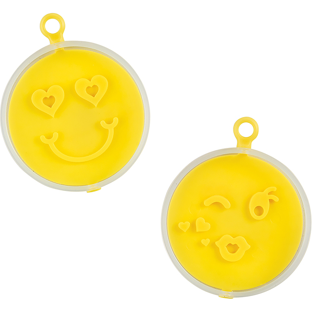 Bakelicious Smiley Flip Cookie Cutter Image #1