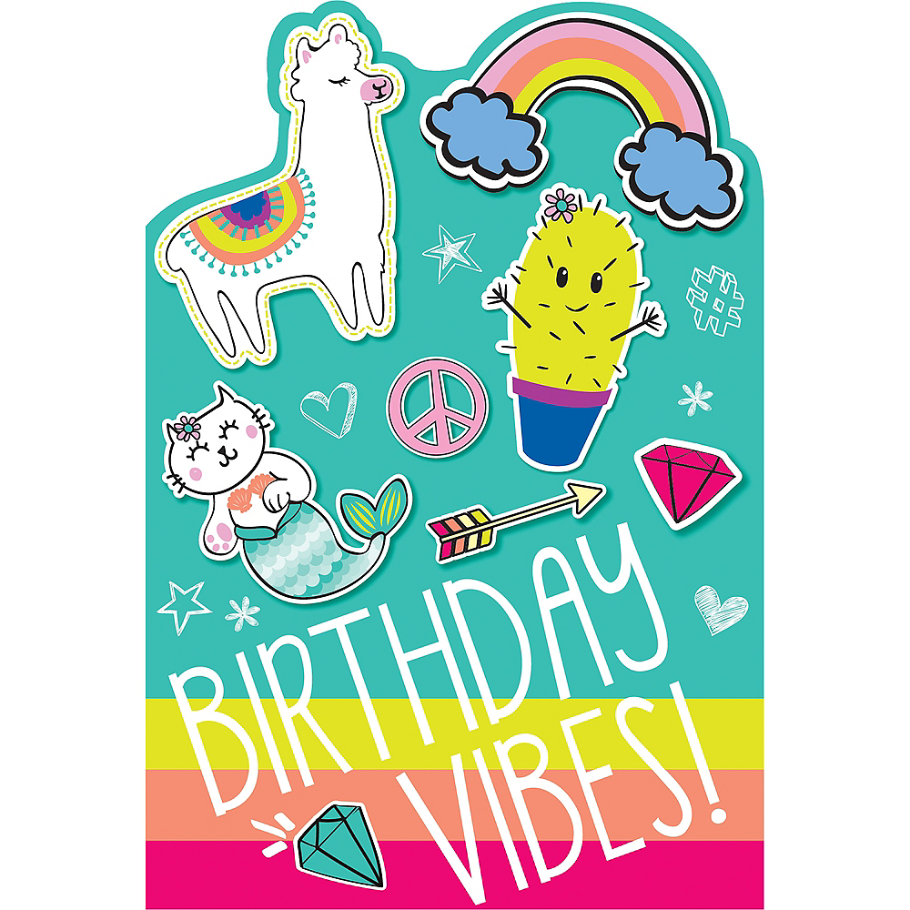 Selfie Celebration Birthday Invitations 8ct Image #1