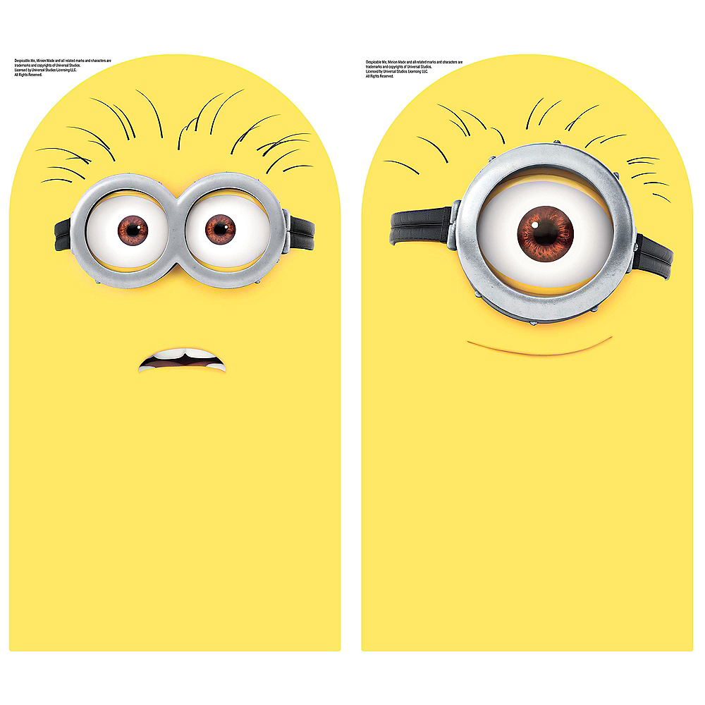 Dry Erase Minions Wall Decals 2ct Image #2