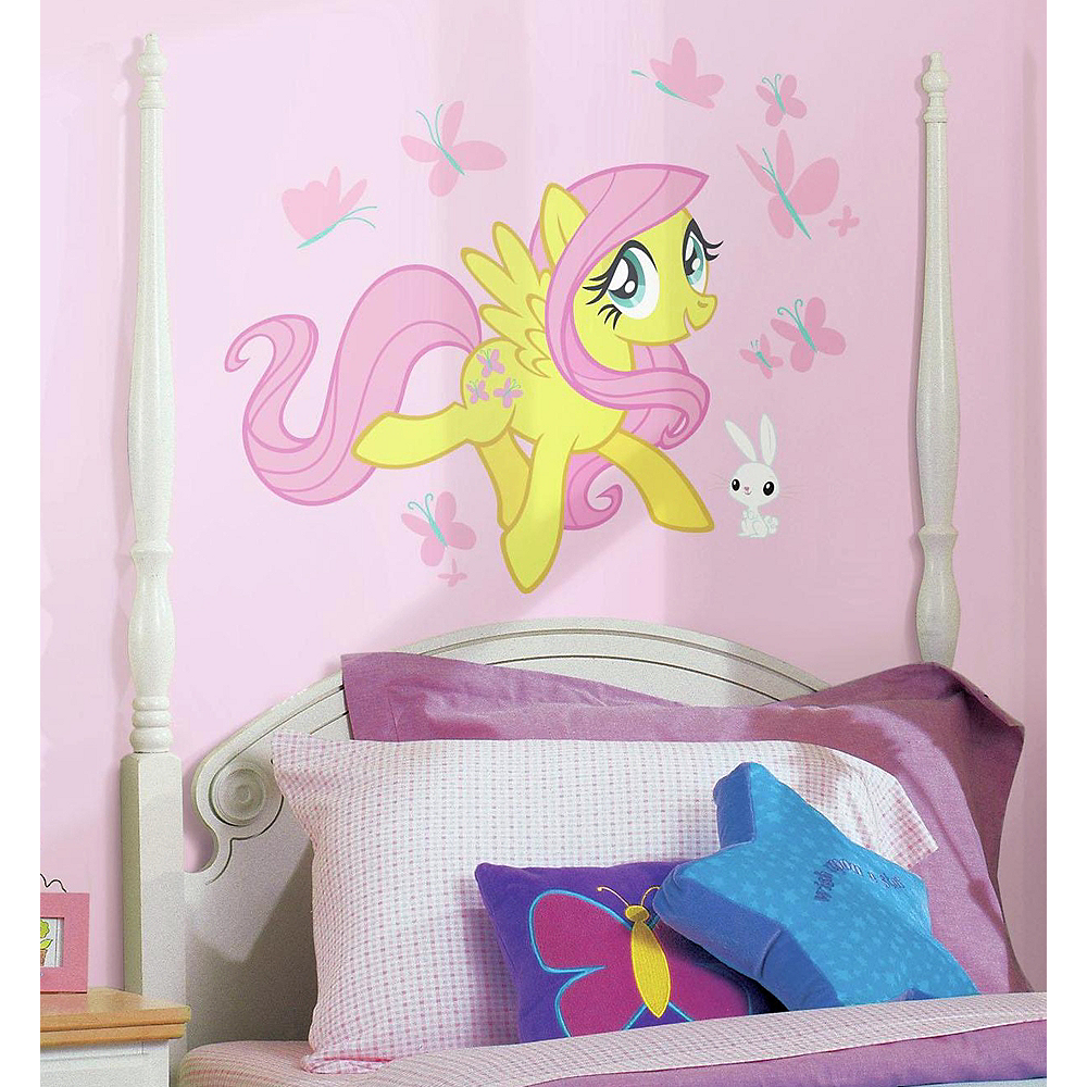 Fluttershy Wall Decals 25pc - My Little Pony Image #1