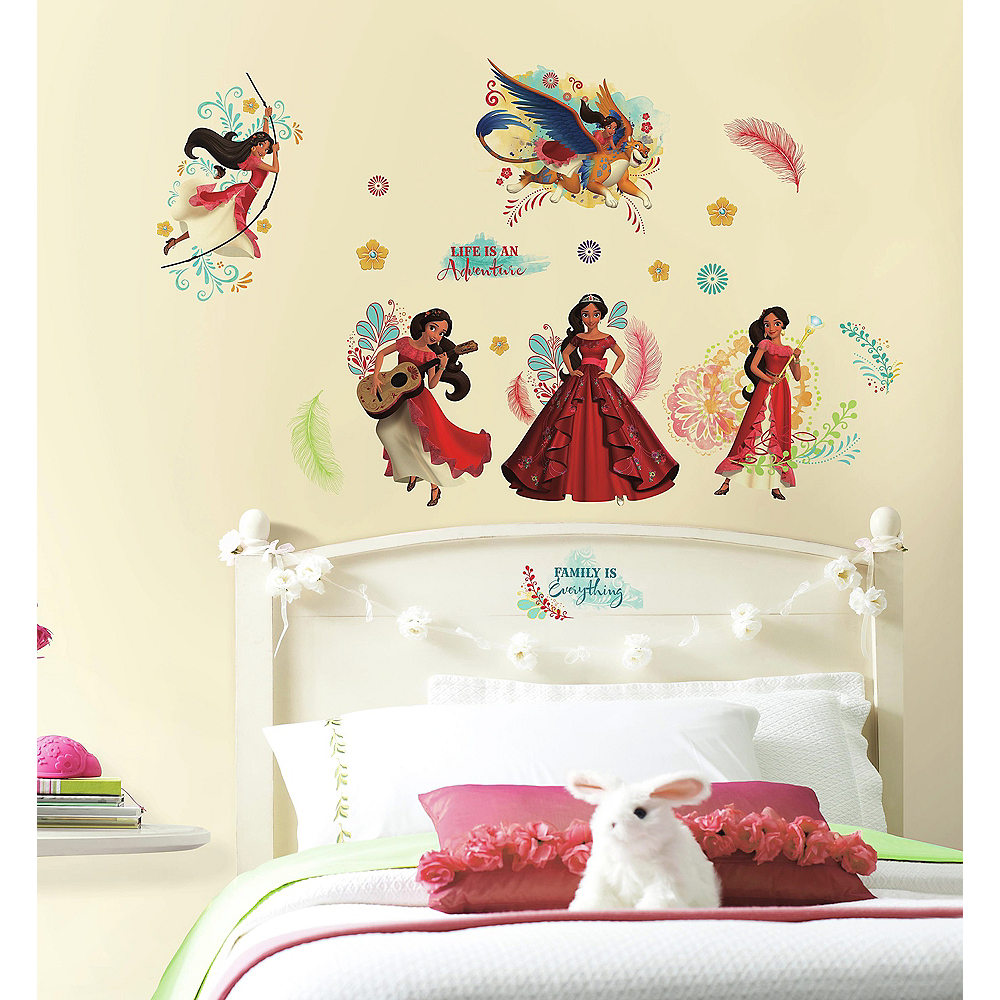 Elena of Avalor Wall Decals 24ct Image #1