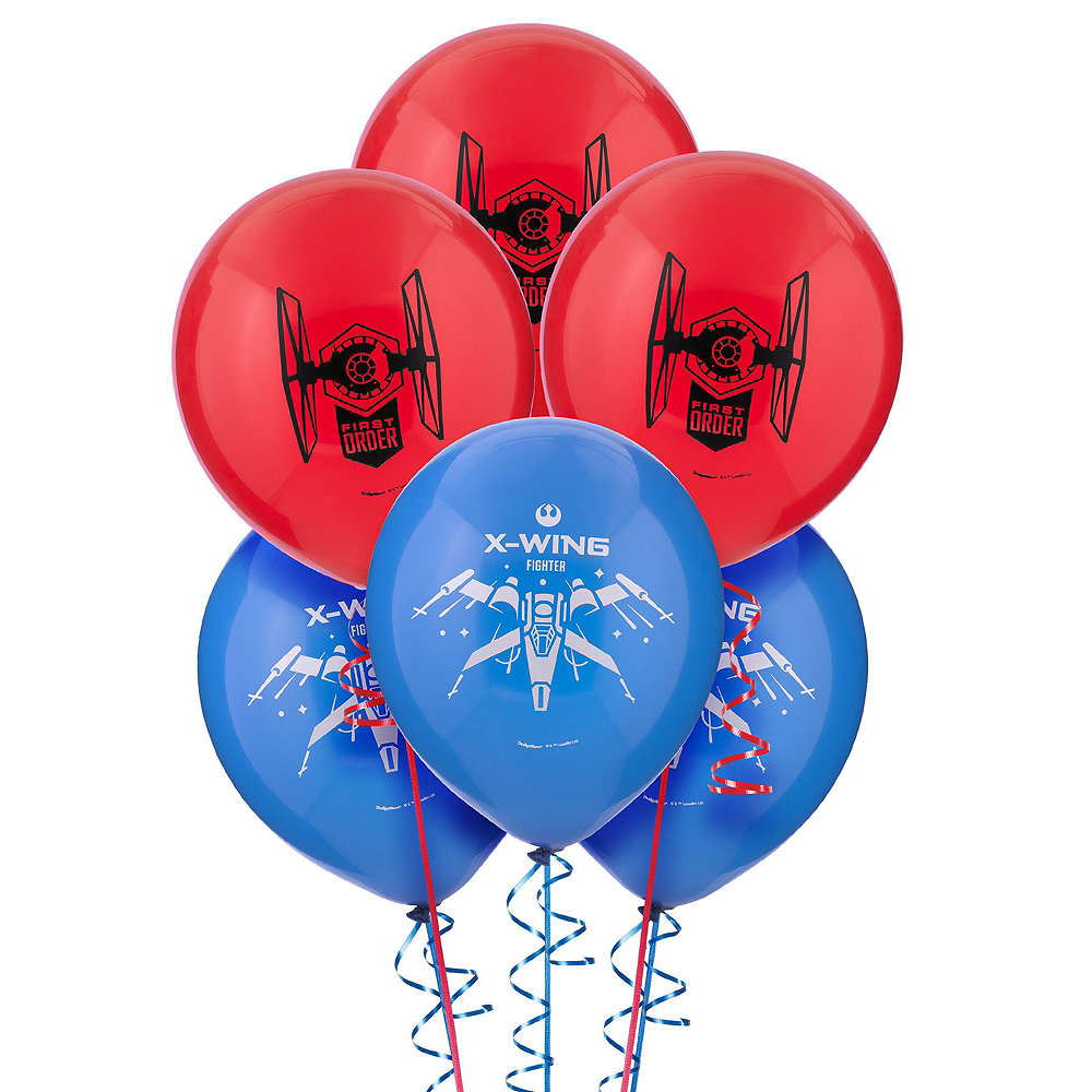 Star Wars 8 The Last Jedi Balloon Kit Image #3
