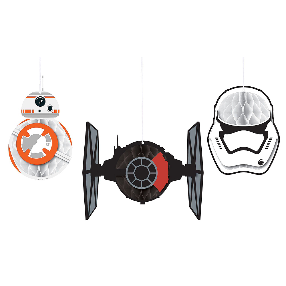 Nav Item for Star Wars 8 The Last Jedi Decorating Kit Image #2