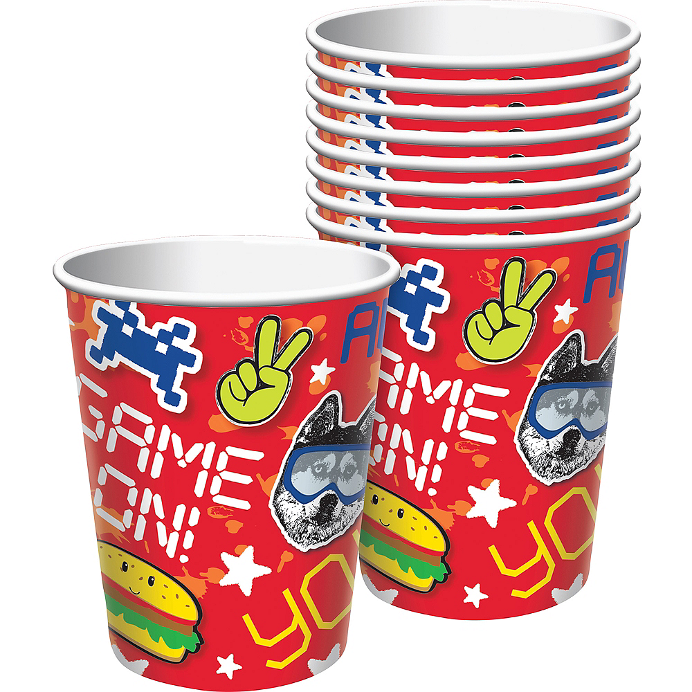 Epic Party Cups 8ct Image #1