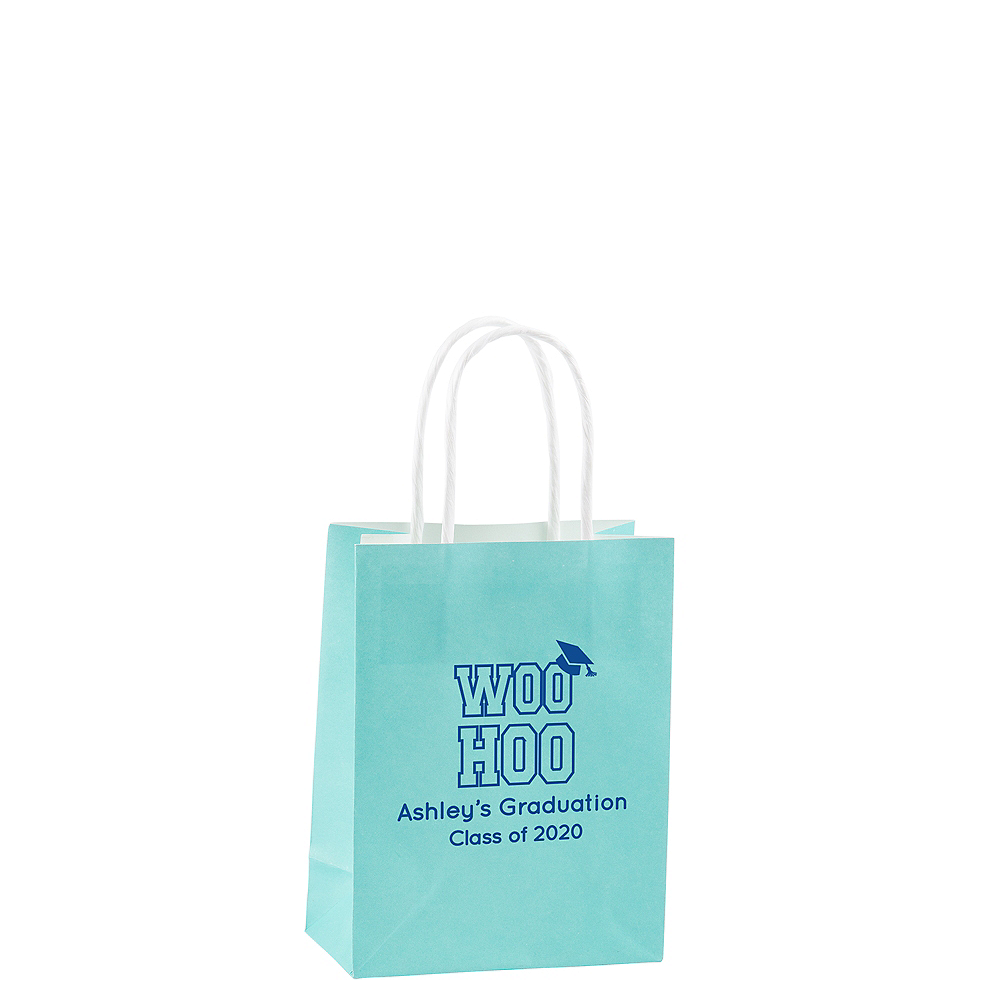 Personalized Medium Graduation Kraft Bags  Image #1