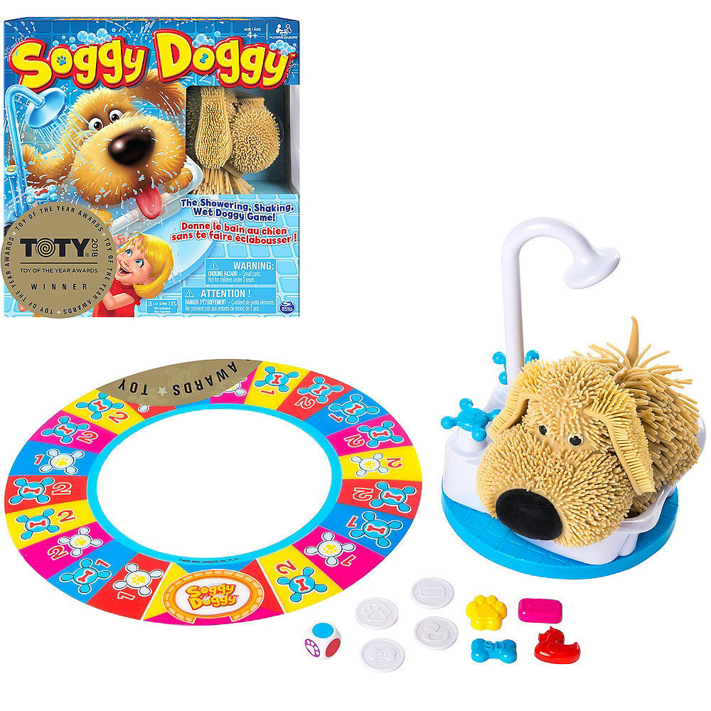 Nav Item for Soggy Doggy Image #1