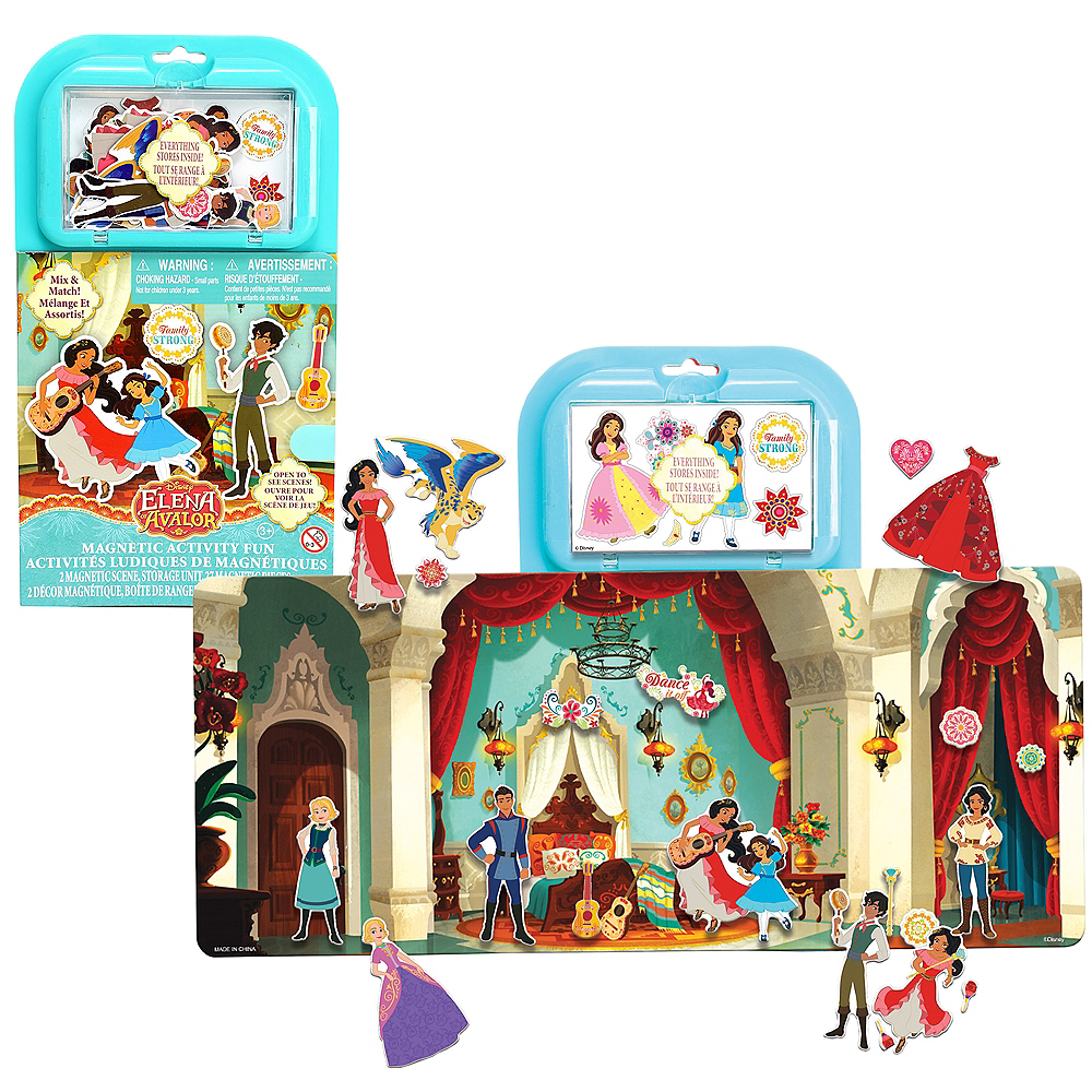Elena of Avalor Magnet Activity Kit Image #1