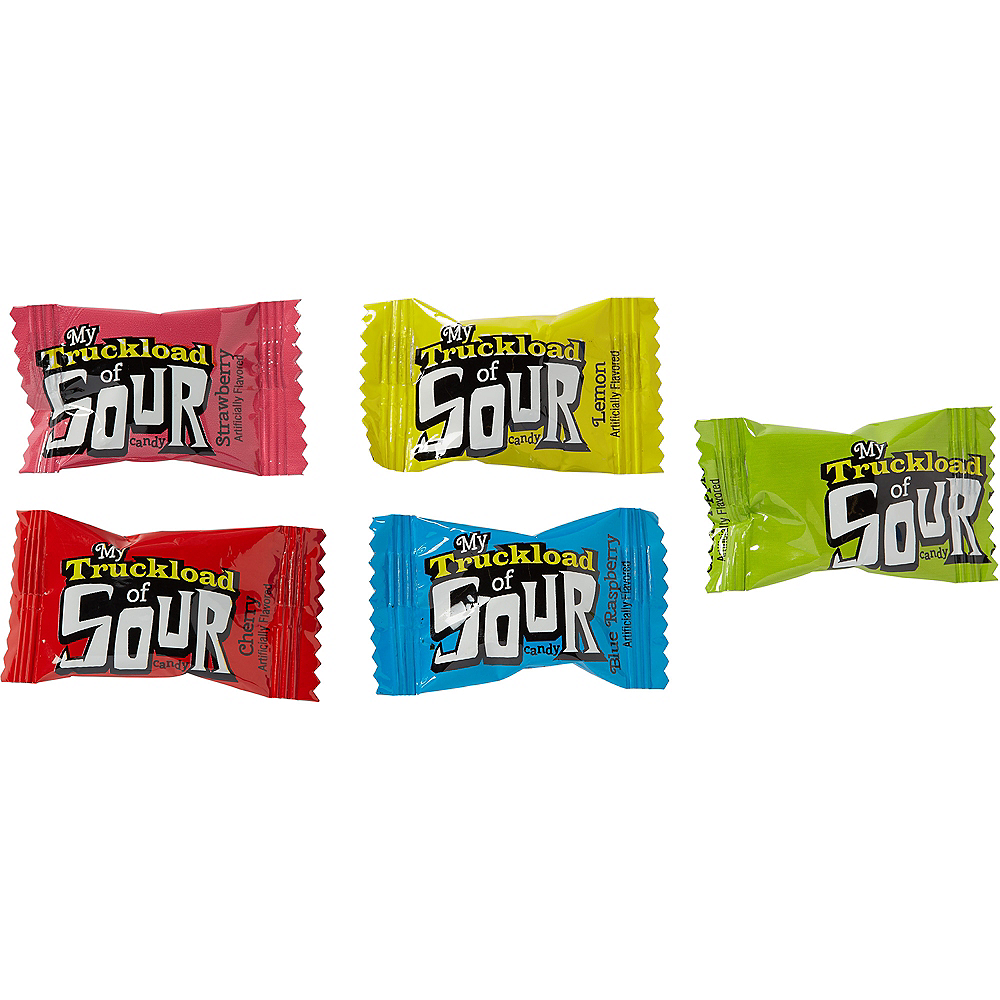 My Truckload of Sour Candy 24pc Image #2