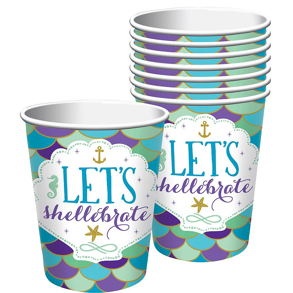 Wishful Mermaid Cups 8ct Image #1