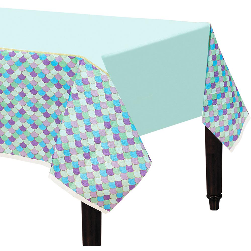 Wishful Mermaid Paper Table Cover Image #1
