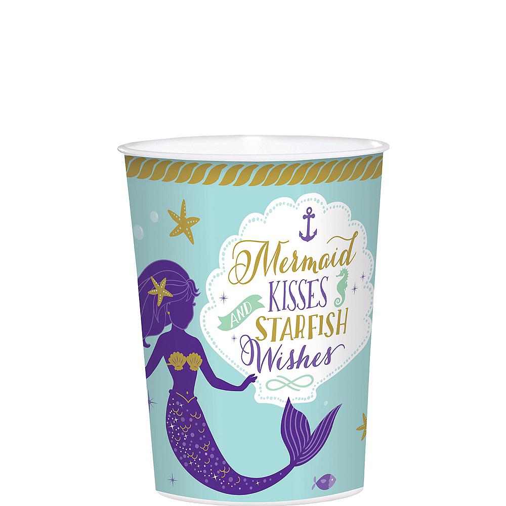 Wishful Mermaid Favor Cup Image #1