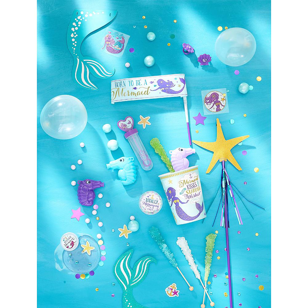Wishful Mermaid Favor Cup Image #2