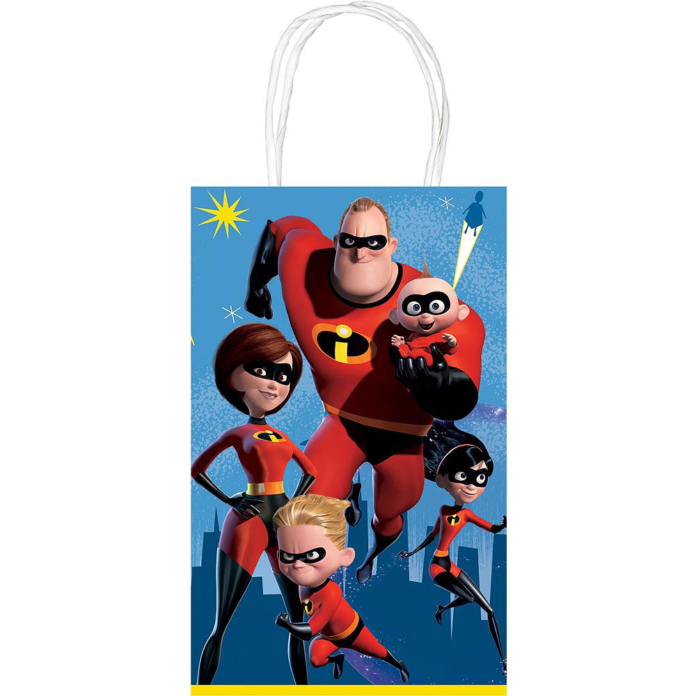 Incredibles 2 Kraft Favor Bags 10ct Image 1