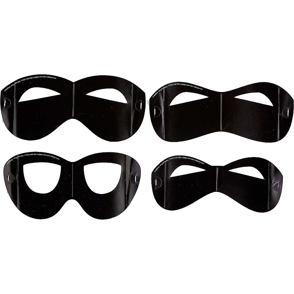 Incredibles 2 Eye Masks 8ct Party City