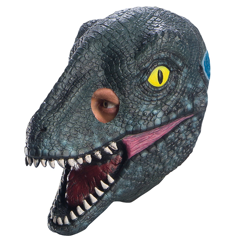 Adult Blue Mask - Jurassic World: Fallen Kingdom Image #1