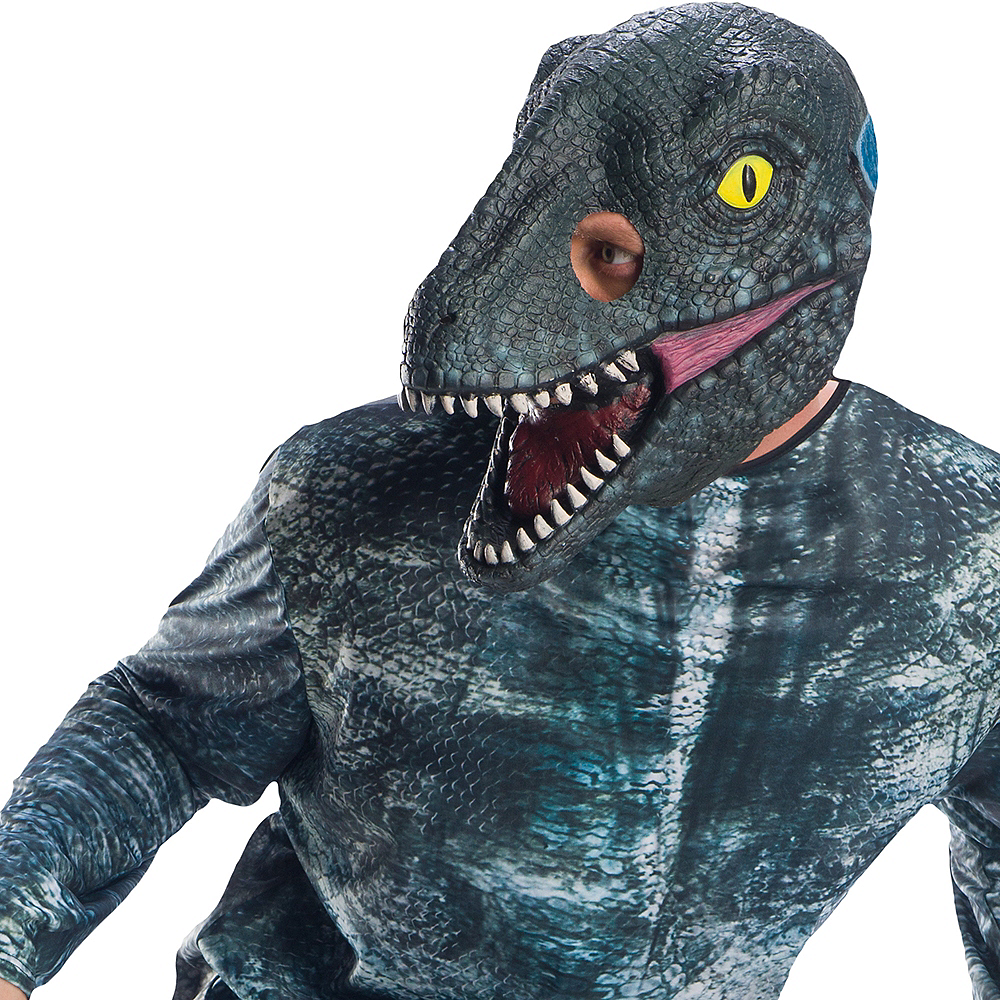 Adult Blue Mask - Jurassic World: Fallen Kingdom Image #2