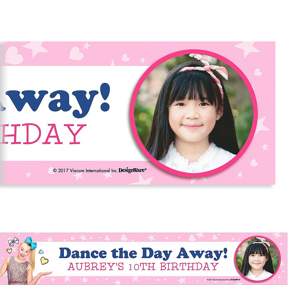 Custom JoJo Siwa Photo Banner Image #1