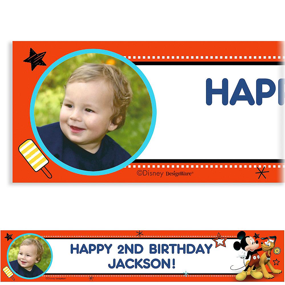 Custom Mickey On The Go Photo Banner Image #1
